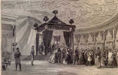 Abraham Lincoln's Funeral and Burial in Springfield, Illinois