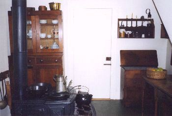 Kitchen In Abraham Lincoln S Home