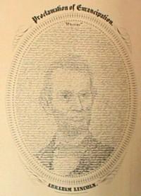 emancipation proclamation speech