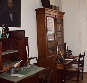 Lincoln in the Old State Capitol -- Office of Public ...